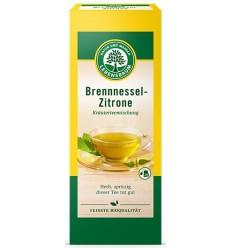 Lebensbaum – Ceai bio de urzica si lamaie, 20 plicuri x 1,5 g, 30 g