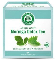 Lebensbaum – Ceai bio detox cu moringa, 12 plicuri x 2g, 24g