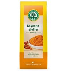 Piper Cayenne bio, 50 g LEBENSBAUM