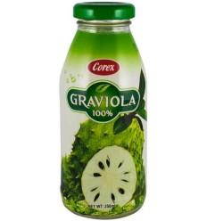 Suc de graviola 100%, 250 ml