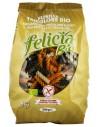 FELICIA BIO – Fusilli BIO tricolore din făină de orez , 500 G