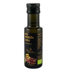 Allgäuer Ölmühle - Ulei bio de masline cu chili, 100 ml