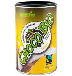 SCHWEITZER REINHARD -Choco BIO – Bautura bio instant de ciocolata cu ghimbir (pudra), 250 g