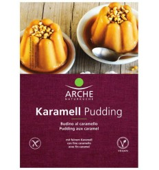 Arche Naturküche - Budinca bio de caramel, 45 g