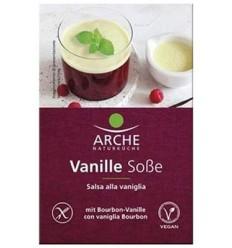 Arche Naturküche – Sos de vanilie bio, 3x16 g