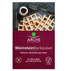Arche Naturküche - Praf de copt bio, 3x18 g
