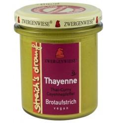 Zwergenwiese – Crema tartinabila bio vegetala Thayenne, 160g
