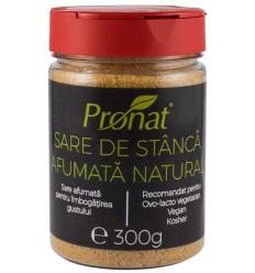 Sare de stanca afumata natural, 300 g