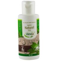SteviJa – indulcitor lichid natural 40 ml
