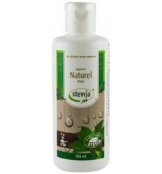 STEVIJA – Îndulcitor lichid natural, 100ml