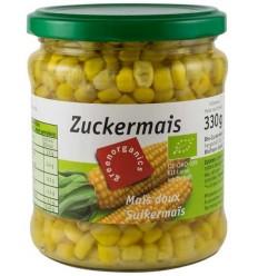 Green Organics - Porumb dulce Bio, 350g/230g