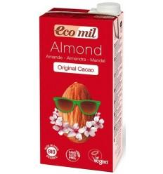 ECOMIL – Băutură de migdale cu cacao, 1 l