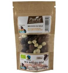 Mix Bio cu goji - fructe uscate, 40gr