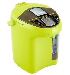 Termopot Oursson TP3310PD/GA, fierbator + termos electric, 750 W, 3.3 l, Verde