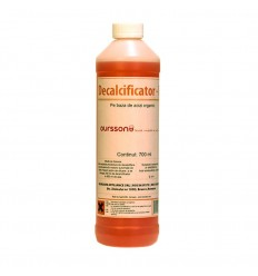 Decalcificator Oursson 1005 pe bază de acizi organici, 700 ml