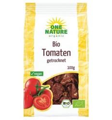 ONE NATURE - Rosii bio deshidratate, 100g