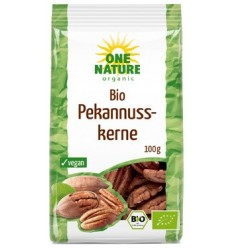ONE NATURE - Nuci pecan bio, 100g