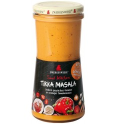 Soul Kitchen – Tikka Masala Bio – reteta indiana, 420 ml / 400g