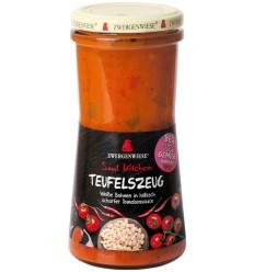 "Zwergenwiese Soul Kitchen – ""Zakuska Bio iute ca focul!"", 420 ml / 410g"
