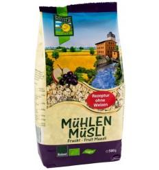 Bohlsener Mühle – Müsli bio/ecologic cu fructe, 500g