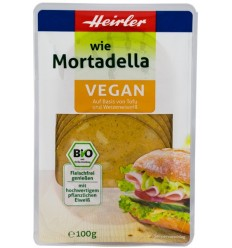 Heirler - ca si...Mortadella, BIO - Vegan, 100g