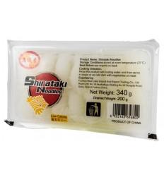 SHIRATAKI – Taitei rulati din faina de konjac, 340 gr