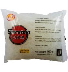 SHIRATAKI – Taitei fini din faina de konjac, 400 g