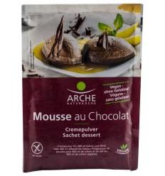 Arche Naturkuche - Mousse BIO de ciocolata, 78 g