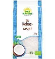 ONE NATURE - Fulgi BIO de cocos uscati, 200g