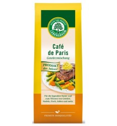 Lebensbaum - Cafe de Paris - Amestec BIO de mirodenii, 50 g