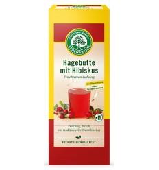 Ceai BIO de măceșe si hibiscus, 20*2,5gr LEBENSBAUM