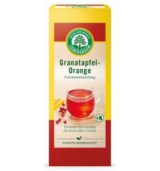 Lebensbaum – Ceai BIO din rodie cu portocale 20*2gr