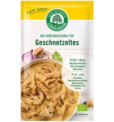 Lebensbaum – amestec BIO de condimente pentru felii de carne in stil german, 28g
