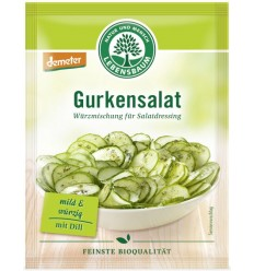 Lebensbaum – amestec BIO de condimente pentru salata de castraveti, 3x5g