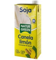 NATUR GREEN – BAUTURA DE SOIA BIO, CU SCORTISOARA SI LAMAIE, 1L