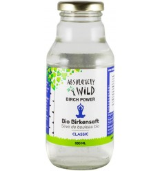 Absolutely Wild – Seva BIO de mesteacan, Classic, 330 ml