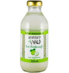 Absolutely Wild – Seva BIO de mesteacan cu mere, 330 ml