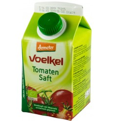 Voelkel - Suc de rosii bio si Demeter, 0,5l