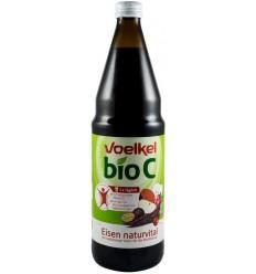 VOELKEL – BIO C – Suc bio de fructe cu fier, 0.75l