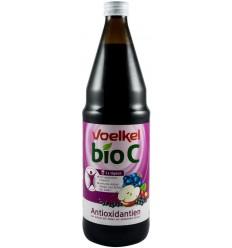 VOELKEL – BIO C – Suc bio de fructe cu antioxidanti, 0.75l