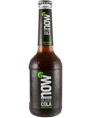 NOW- Suc carbogazos bioCOLA, 0.33 l
