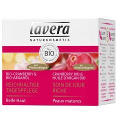 LAVERA – Crema de ingrijire pentru zi cu merisor Bio si ulei de argan Bio, 50ml