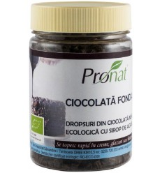 Ciocolata fondant BIO cu sirop de agave 180 g