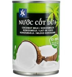 NU`OC COT DUA – Lapte de cocos 17-19% grasime, 400ml