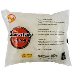 SHIRATAKI – Taitei lati (FINI) din faina de konjac, 400 g