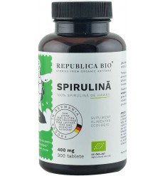 Spirulina Ecologica de Hawaii (400 mg), 300 tablete (120 g)