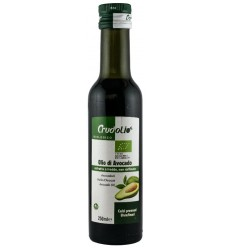 Ulei bio de Avocado, 250 ml