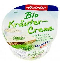 Heirler - Crema BIO de branza cu verdeturi, 150g