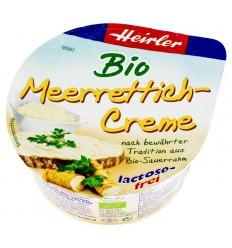 Heirler - Crema BIO de branza cu hrean, 150g