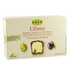 EDEN - Margarina vegetala cu ulei de masline, 250g